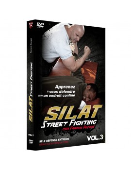 "DVD ""Street Fighting 3"" defend your self in a confined space"