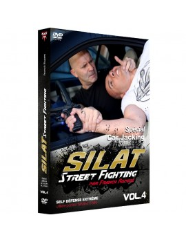 "DVD ""Street Fighting 4"" Defending against car jacking"