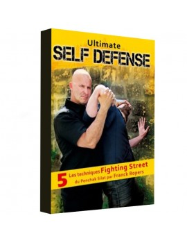 "DVD ""Ultimate Self Défense"""