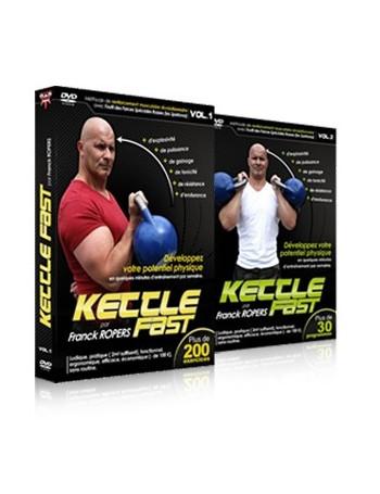 """Coffret 2 DVD """"Kettle fast"""""""