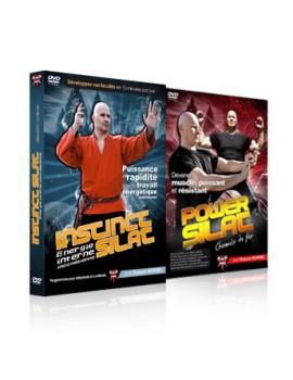 """Coffret 2 DVD """"Travail Interne"""""""