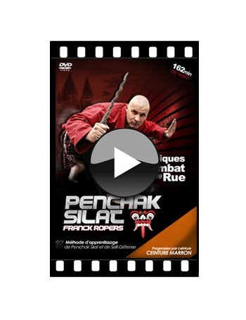 "VOD ""Ceinture marron"" Apprentissage Penchak Silat"