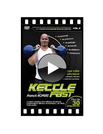 """VOD """"Kettle Fast 2"""" Préparation physique"""