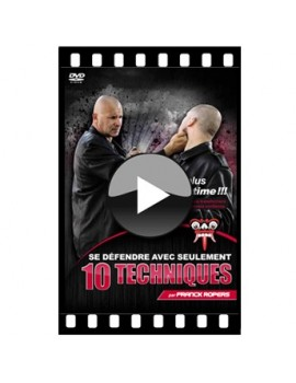 "VOD ""10 techniques to defend yourself"""
