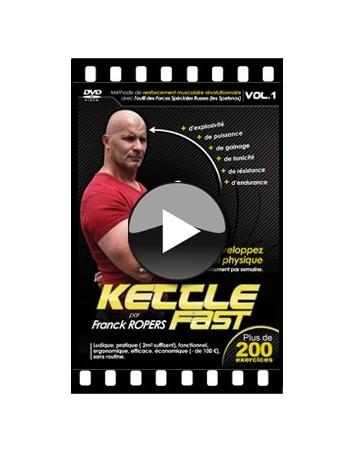 """VOD """"Kettle Fast 1"""" Préparation physique"""