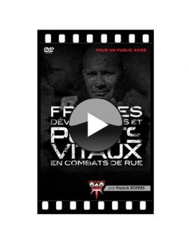 "VOD ""devastating strikes and vital points for street fighting"""