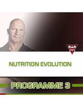 NUTRITION EVOLUTION