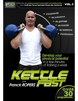 "VOD ""Kettle Fast 2"" Develop your physical potential"