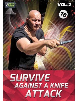 "VOD ""Survive against a Knife attack"" (Vol.2)"