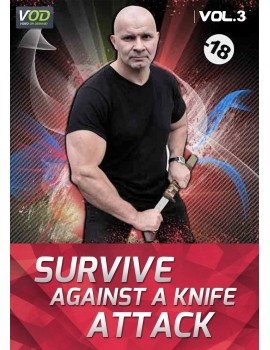 "VOD ""Survive against a Knife attack"" (Vol.3)"