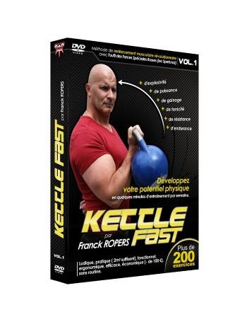 """DVD """"Kettle Fast (vol. 1)"""" Préparation physique"""