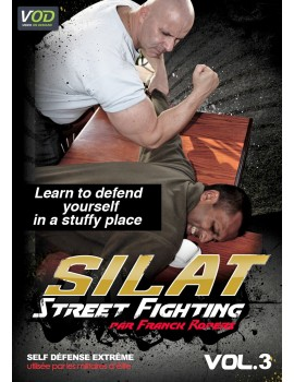 "VOD ""Street Fighting 2"" Learn to defend yourself with everyday objects"