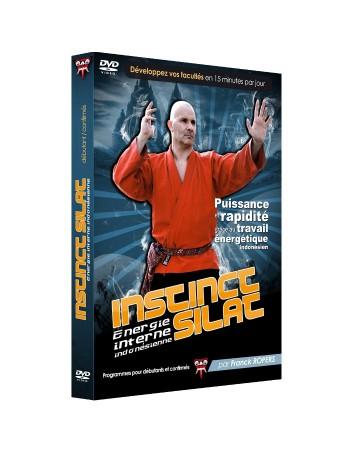 """DVD """"Instinct Silat"""": Travail énergétique"""