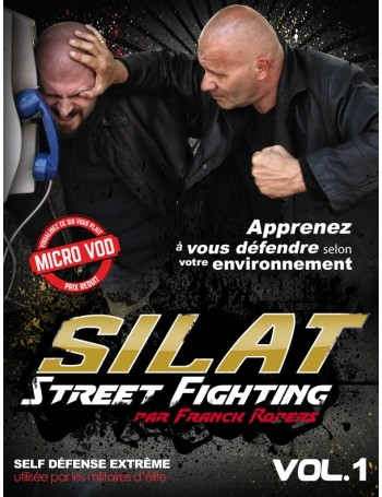 VOD SILAT STREET FIGHTING - Agressions de rue contre 1 adversaire