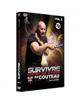 """DVD """"Survivre contre une attaque au couteau"""" (Vol. 2)"""