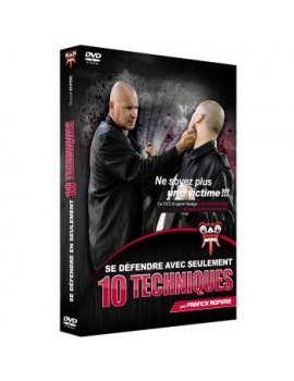 DVD – 10 techniques to defend yourself