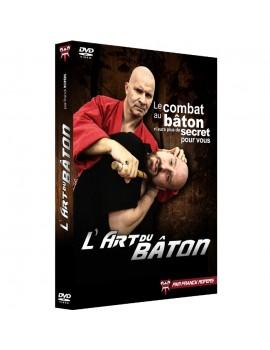 "DVD ""L'art du bâton"""