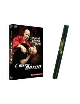DVD + BÂTON NOIR