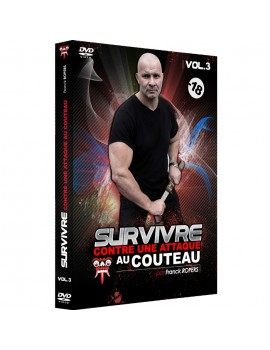 "DVD ""Surviving a knife attack vol. 3"""