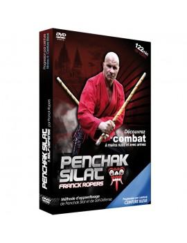 "2 DVD ""Ceinture bleue"" Apprentissage Penchak Silat"