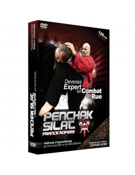 "2 DVD ""Ceinture noire"" Apprentissage Penchak Silat"