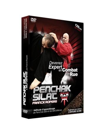 "DVD ""Ceinture noire"" Apprentissage Penchak Silat"