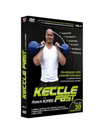 """DVD """"Kettle Fast 2"""" Préparation physique"""