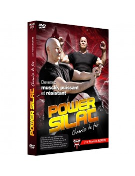 DVD Power Silat