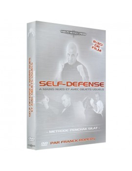 DVD – Defending yourself with everyday items