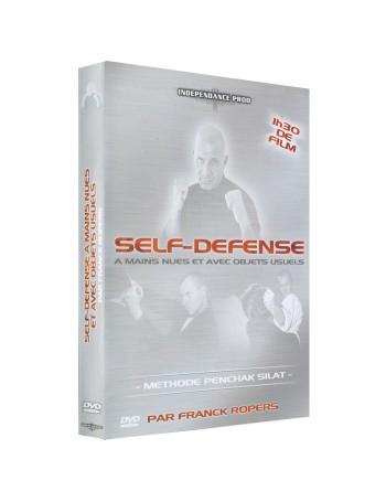 """DVD """"Self Défense à mains nues avec objets usuels"""""""